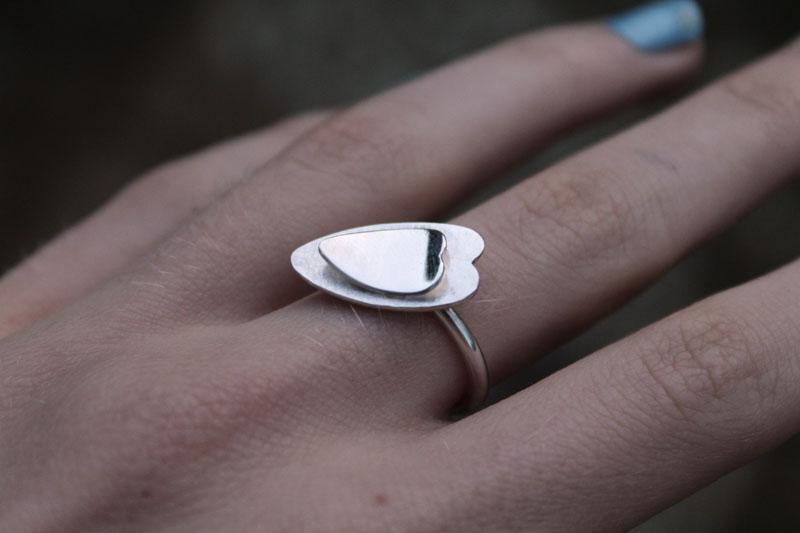 KEI050, Ring Sterling Silver