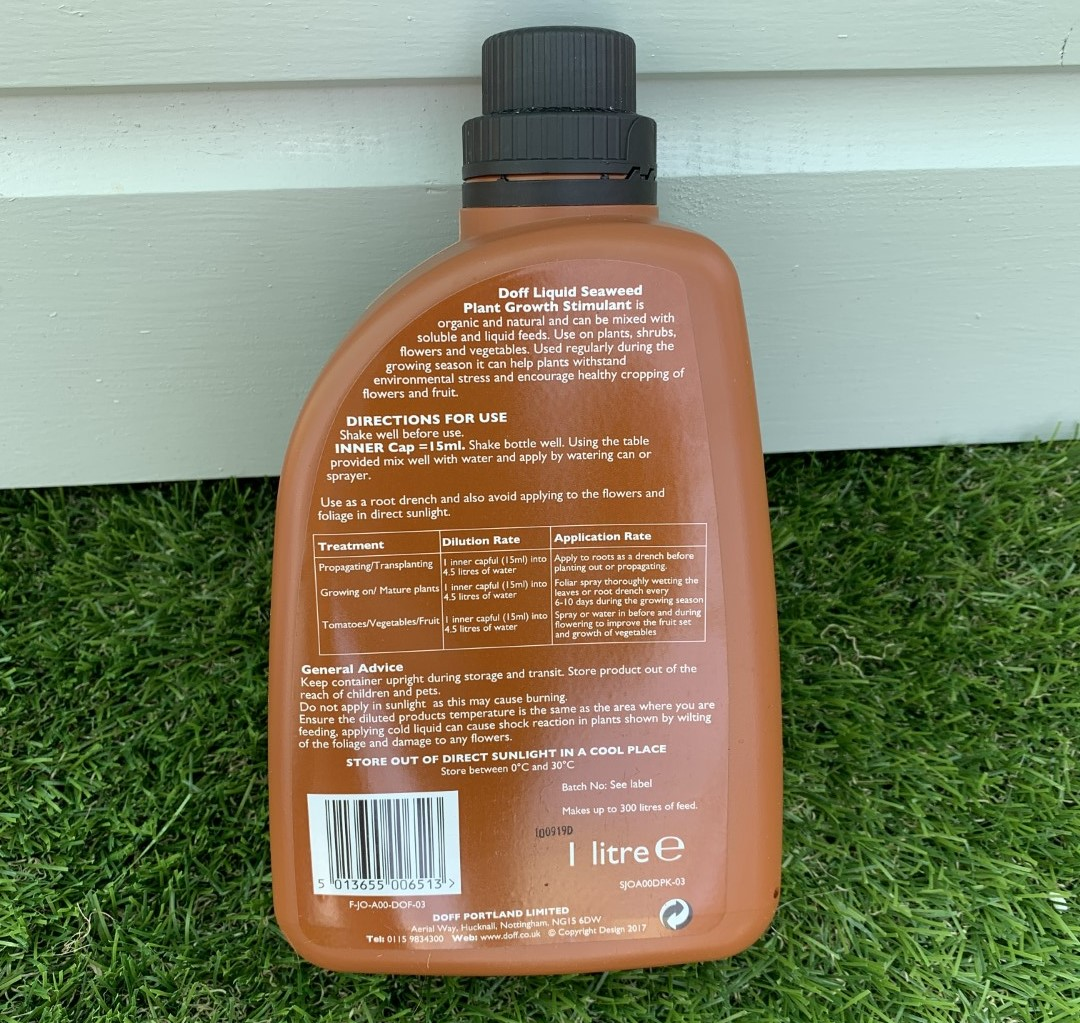 Doff Concentrate Liquid Seaweed