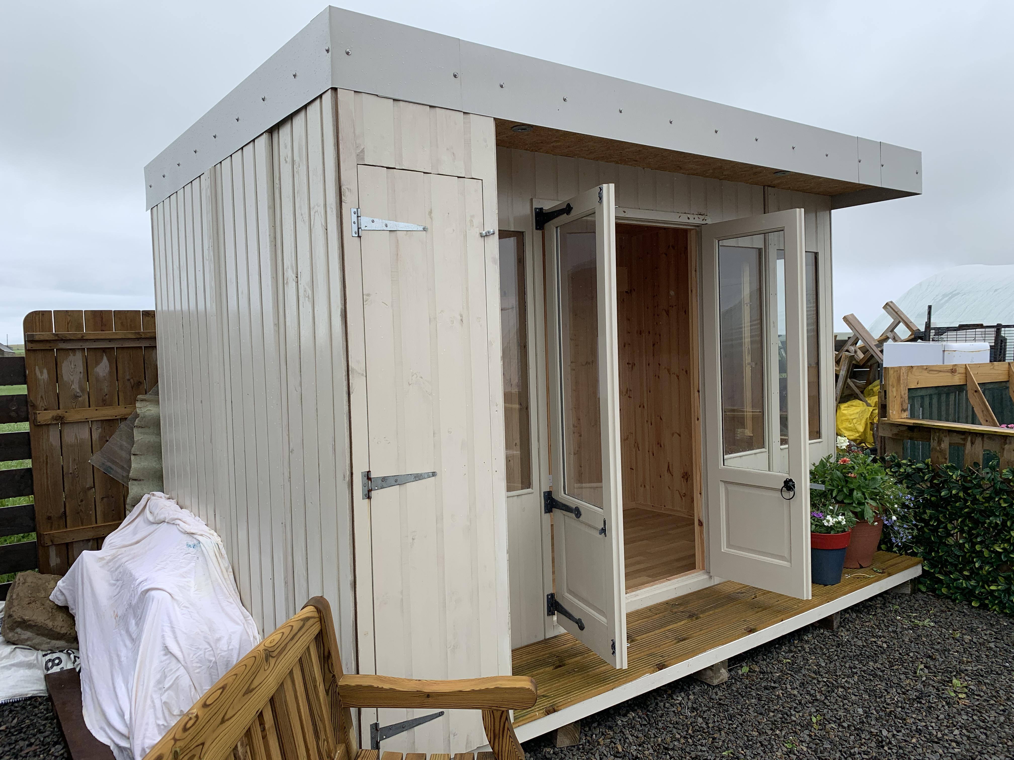Garden Cabin / Garden Office