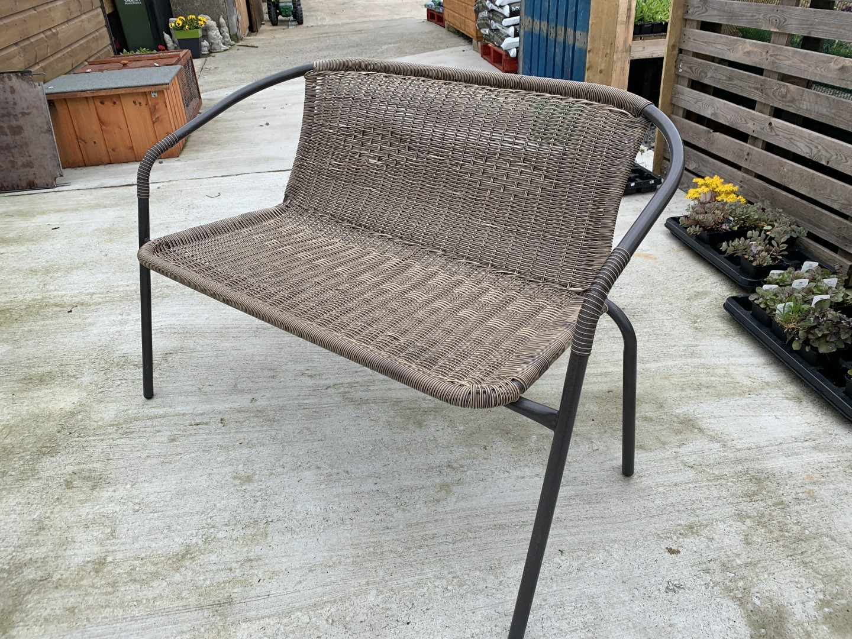 Bistro Bench Seat