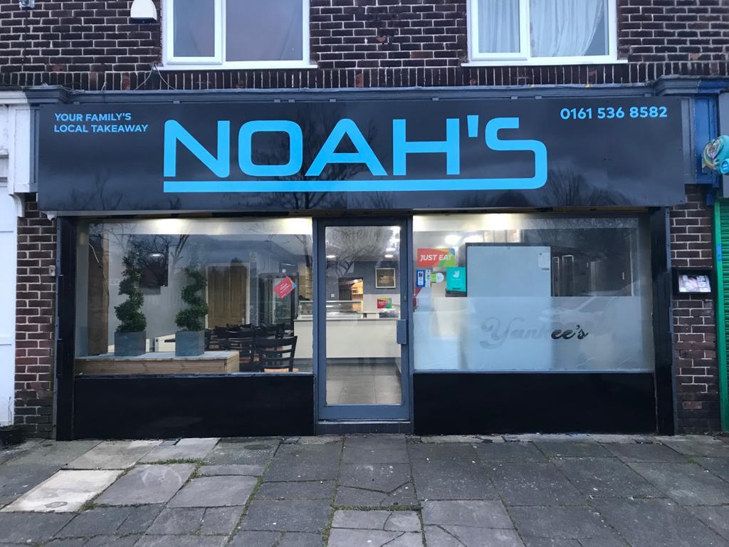 NOAH'S TAKEAWAY LTD