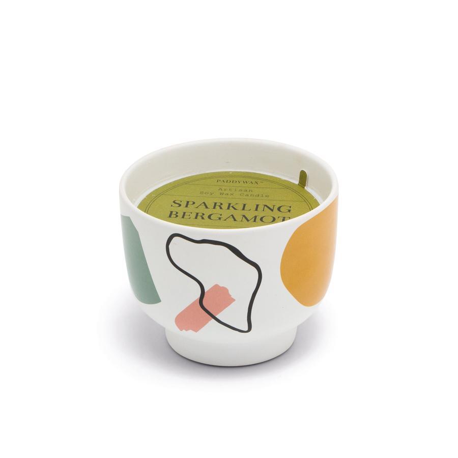 Wabi Sabi - Sparkling Bergamot 3 wick bowl candle