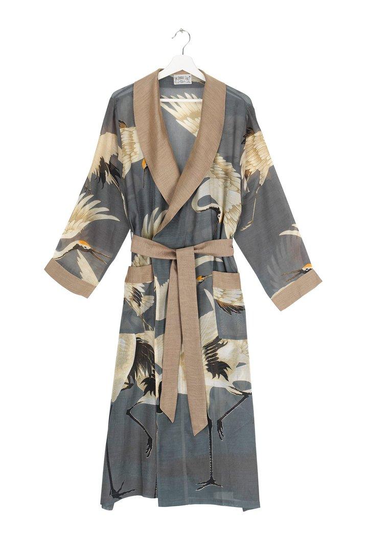 Stork Slate Grey Gown