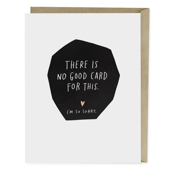 No Good Card - Emily Mcdowel