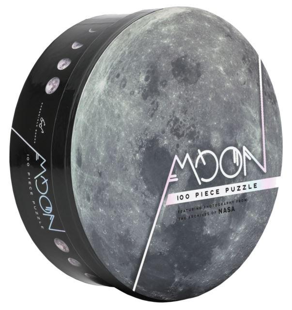 Moon - 100 piece puzzle