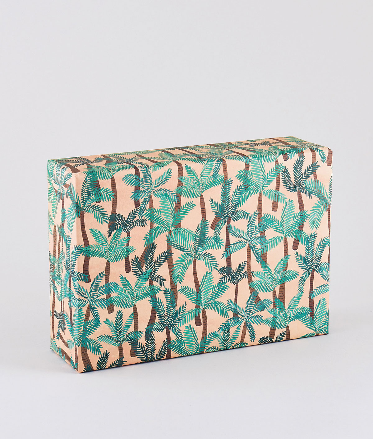 Palms Wrapping Paper Sheet