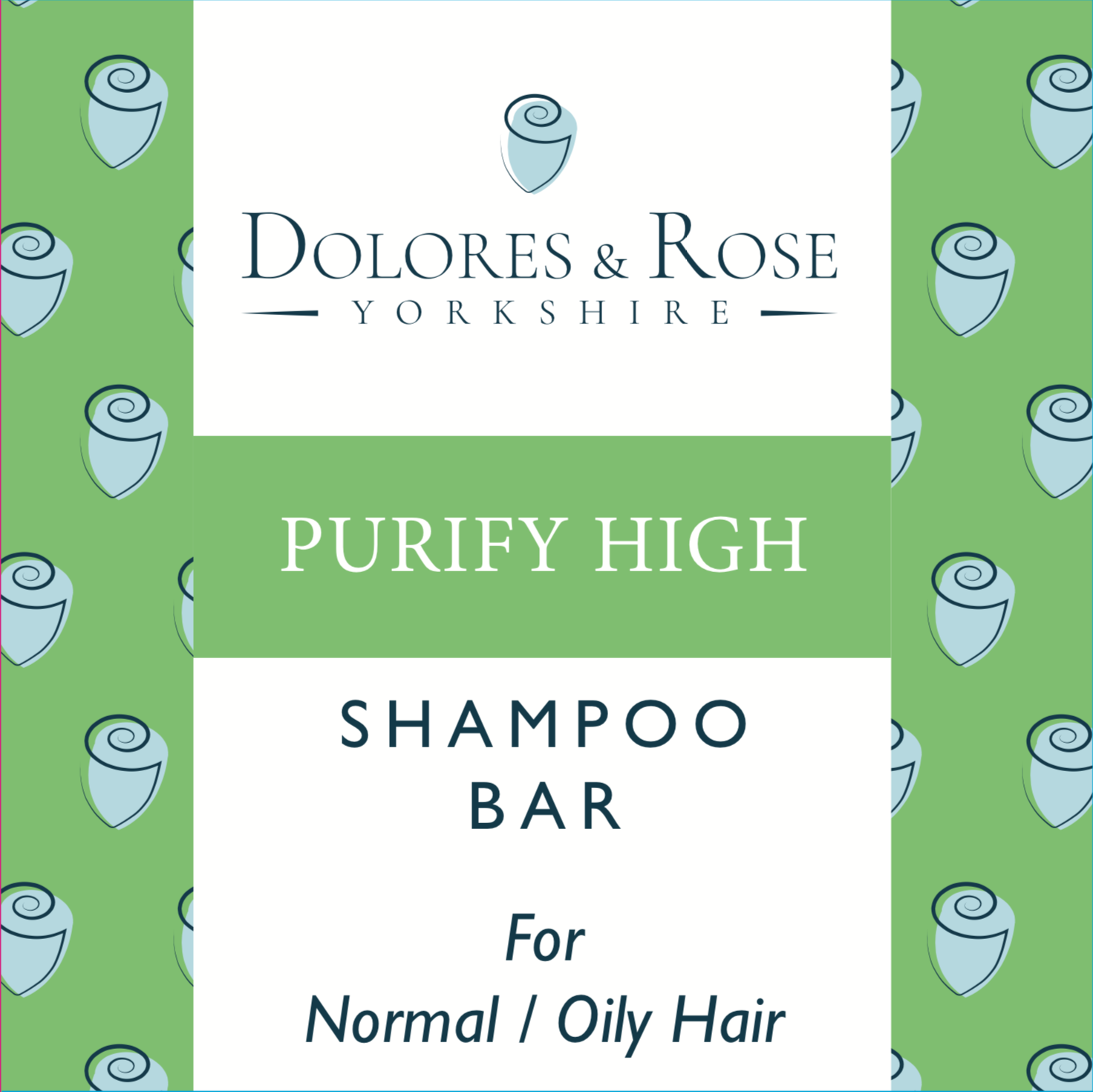 Purify High Shampoo Bar