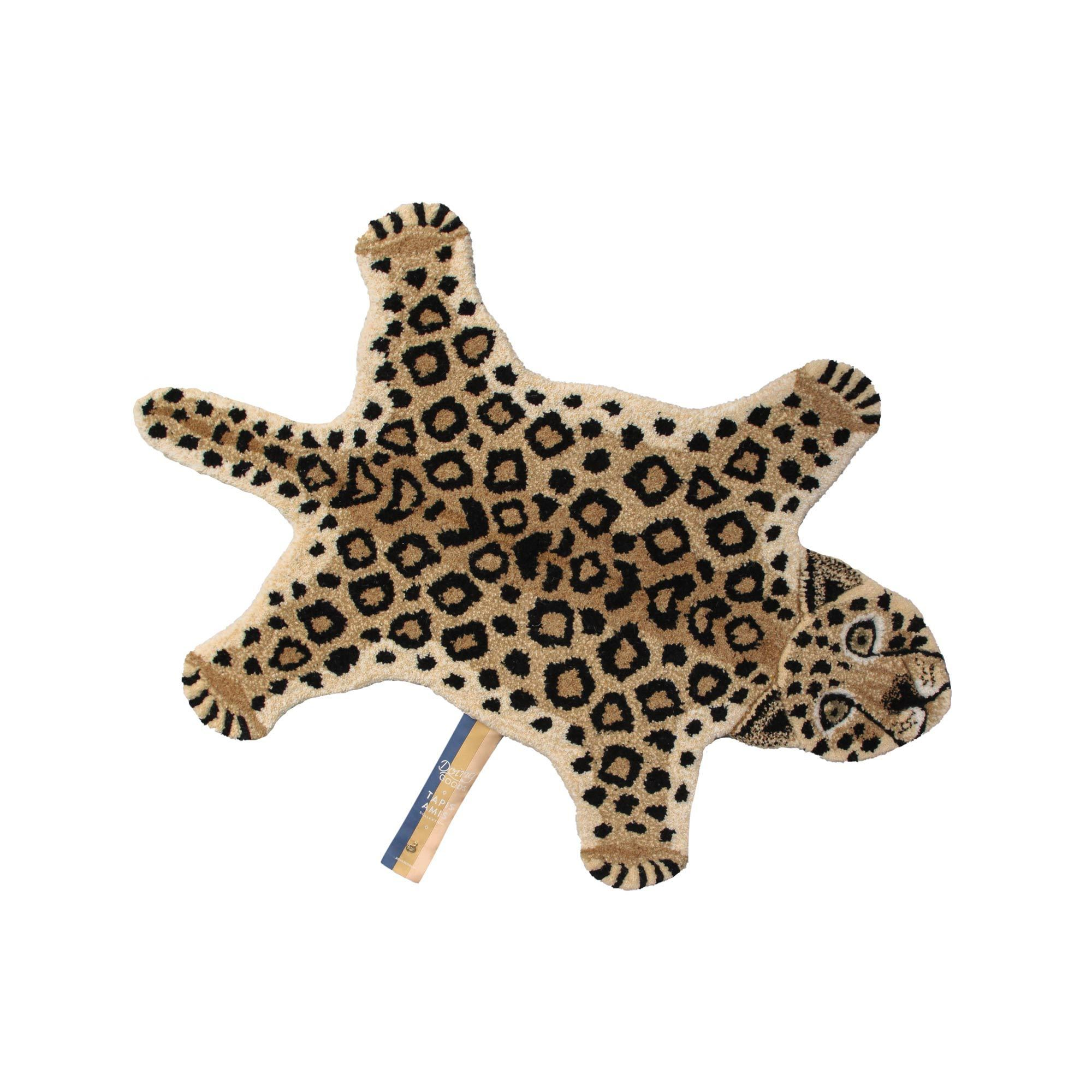 Loony Leopard Rug Small