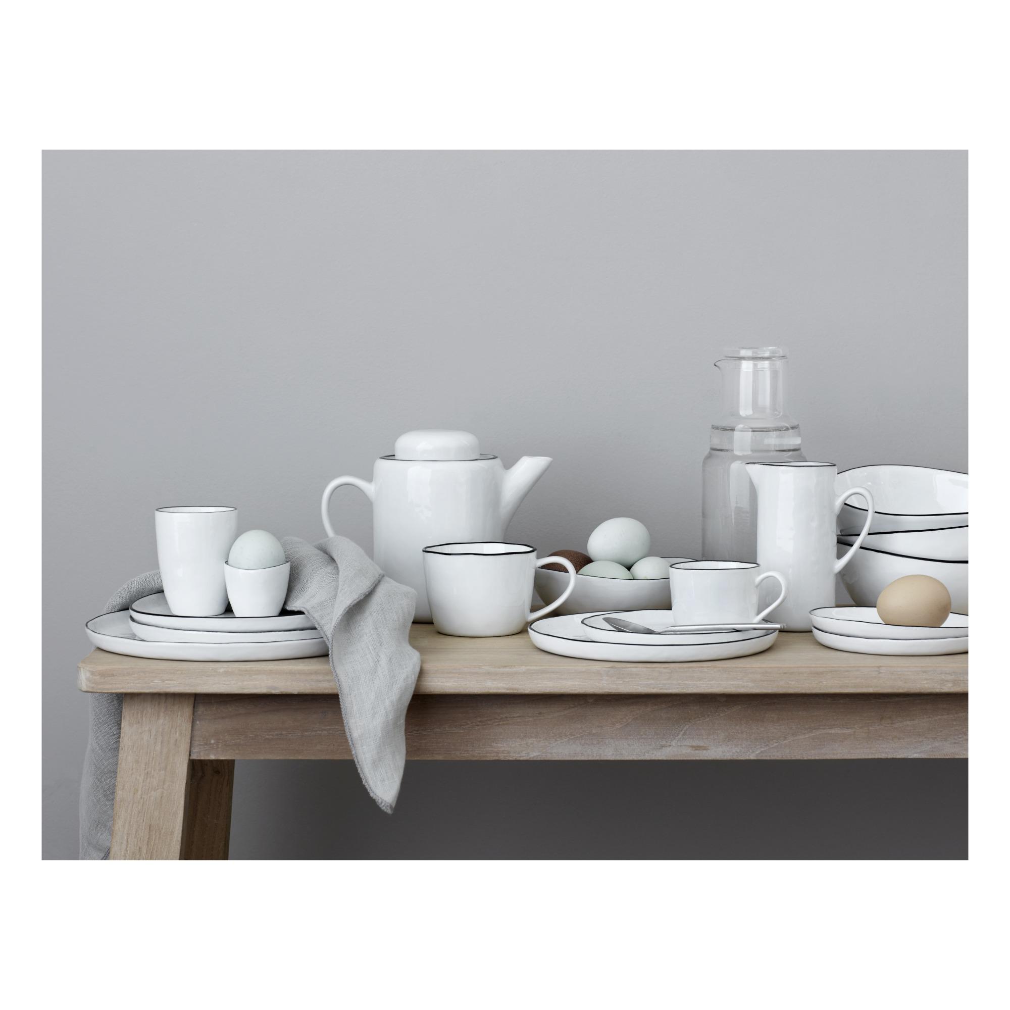 Cup and Saucer (L)- Broste SALT