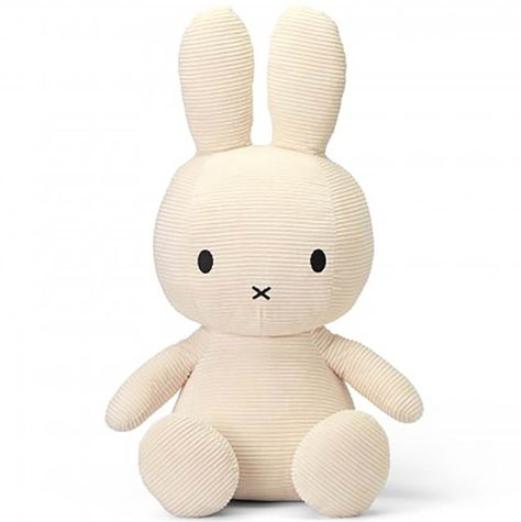 Sitting Miffy Mega - 70cm White ( Collection only)
