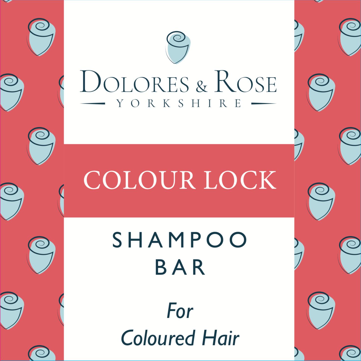 Colour Lock Shampoo Bar