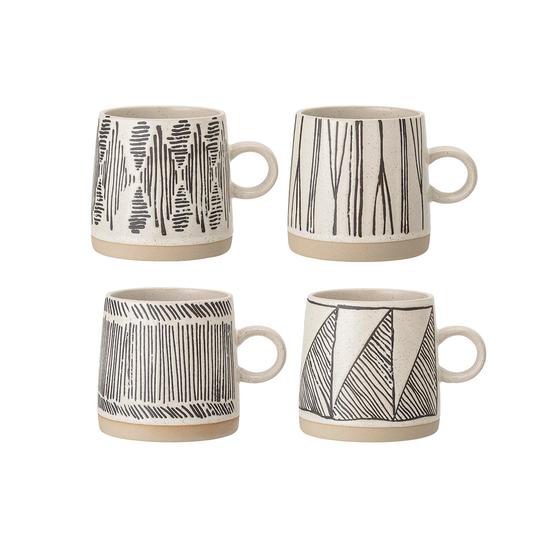 Eliana Stoneware Mug (Various designs)