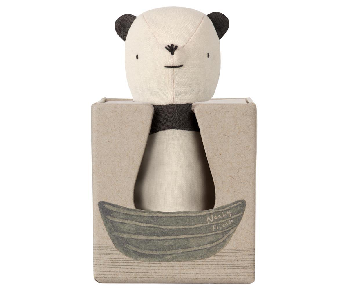 Noahs friends Panda rattle