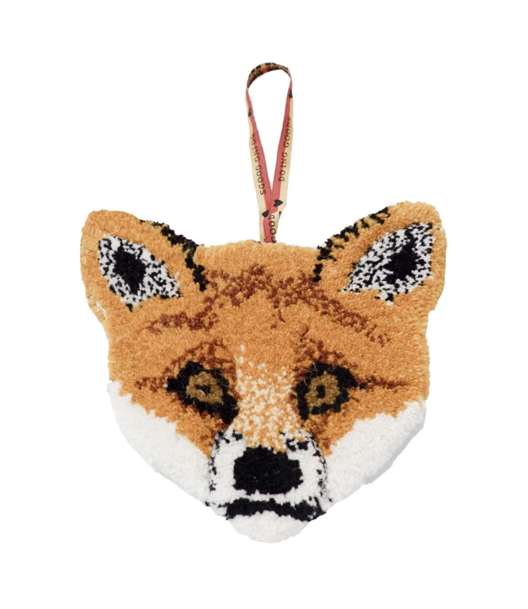 Fox Wall Hanging