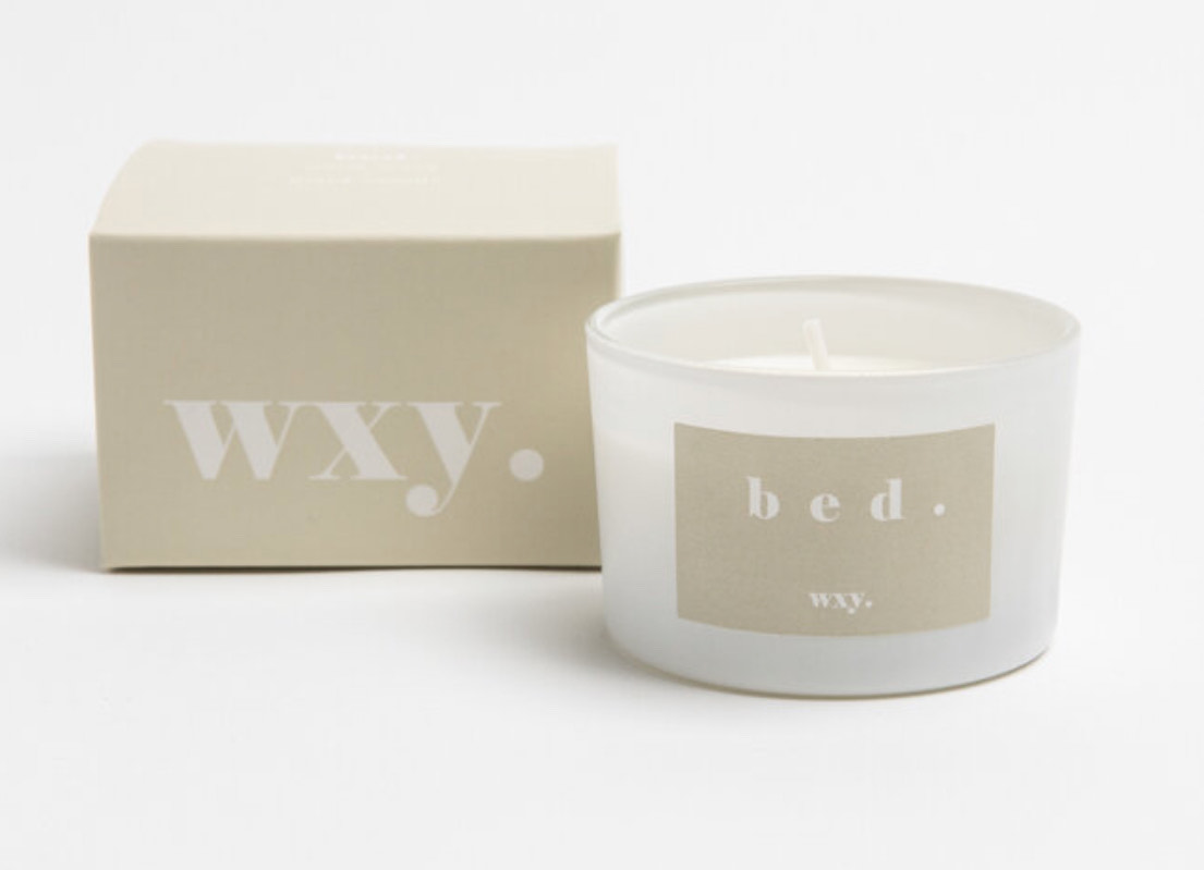 Bed Mini Candle