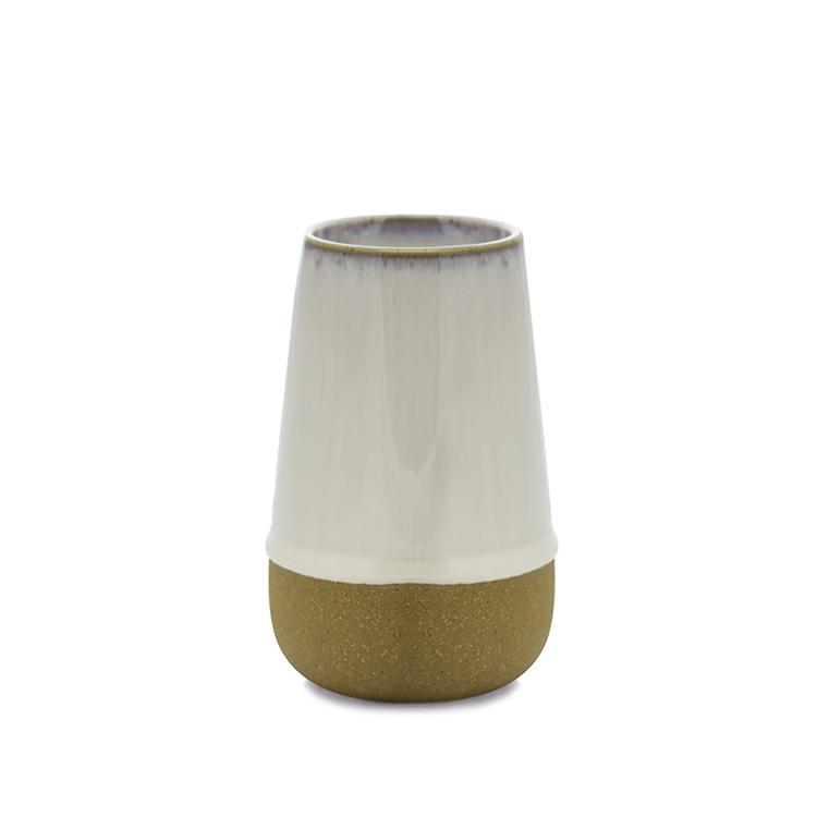 Kin 10oz Ceramic Candle -  Jasmin + Bamboo