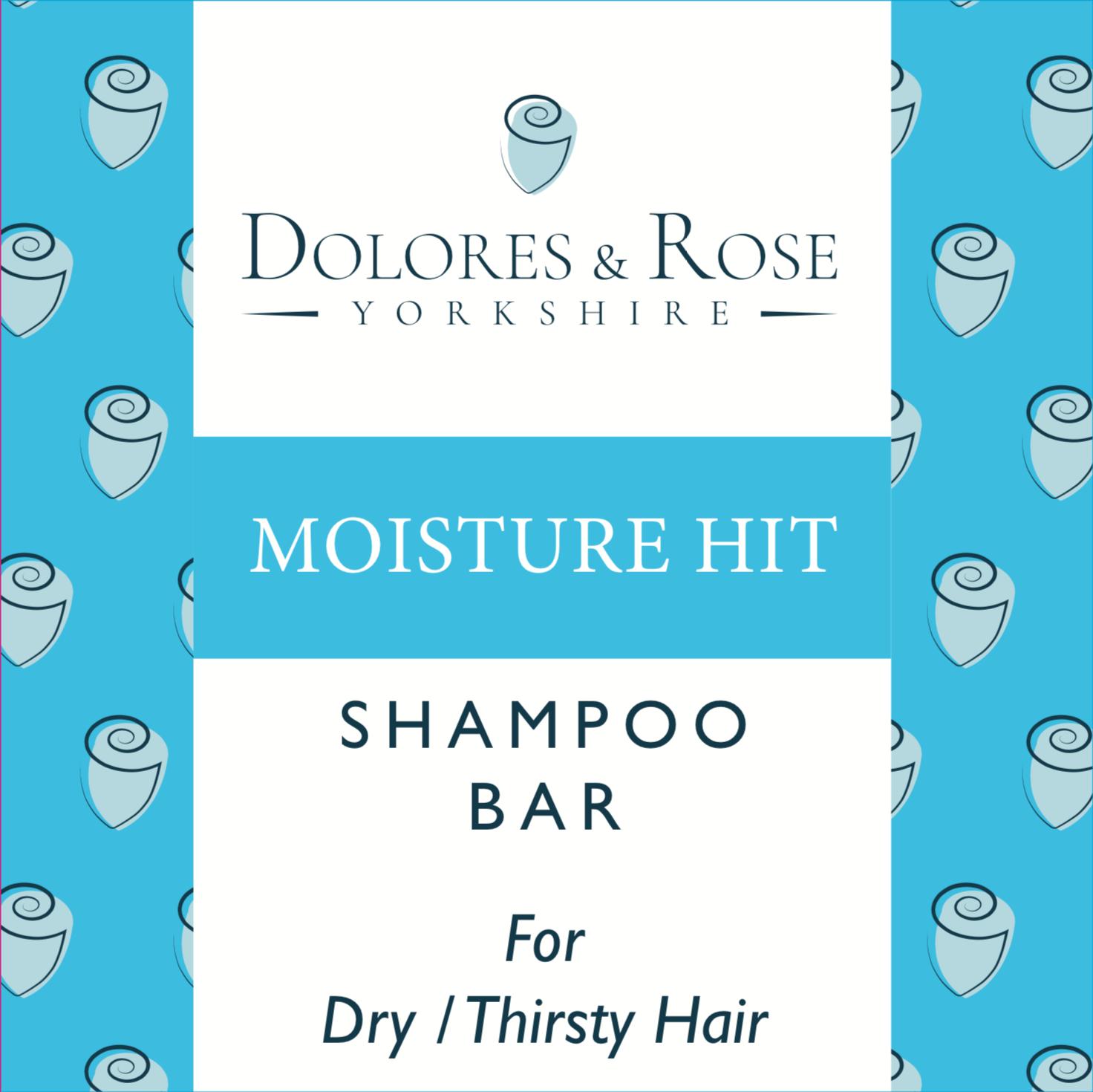 Moisture Hit Shampoo Bar