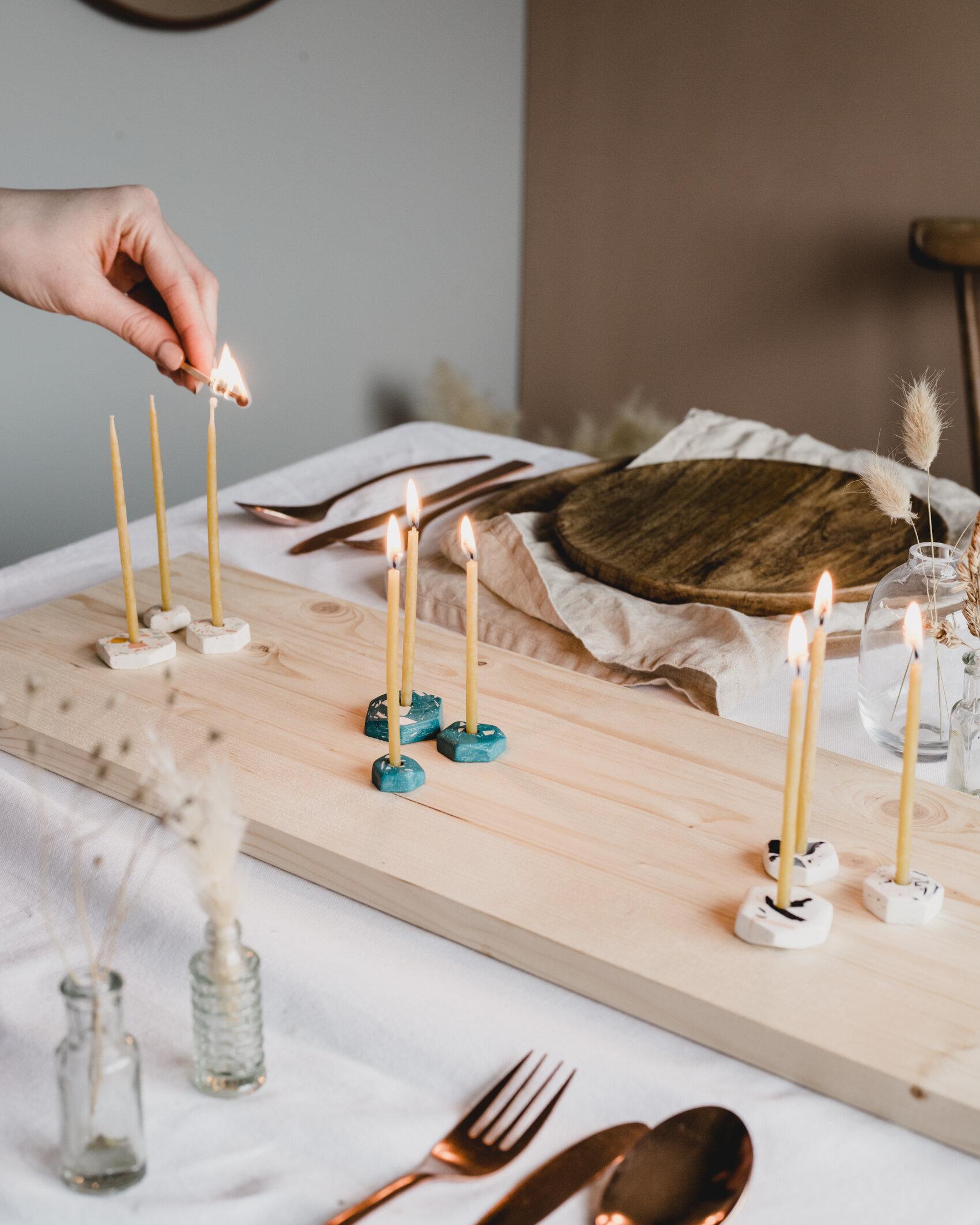 Mindful Meditation Candle Set