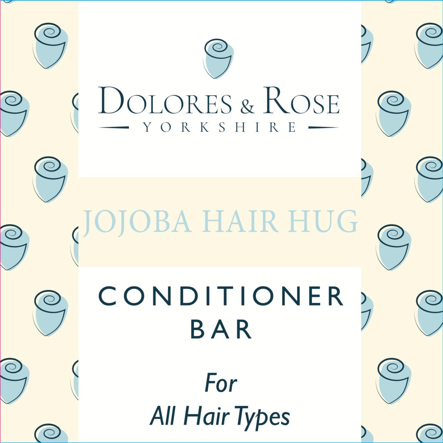 Jojoba Hair Hug Conditioner Bar
