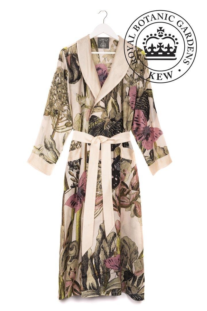 OHS X KEW RBG Iris Blush Gown