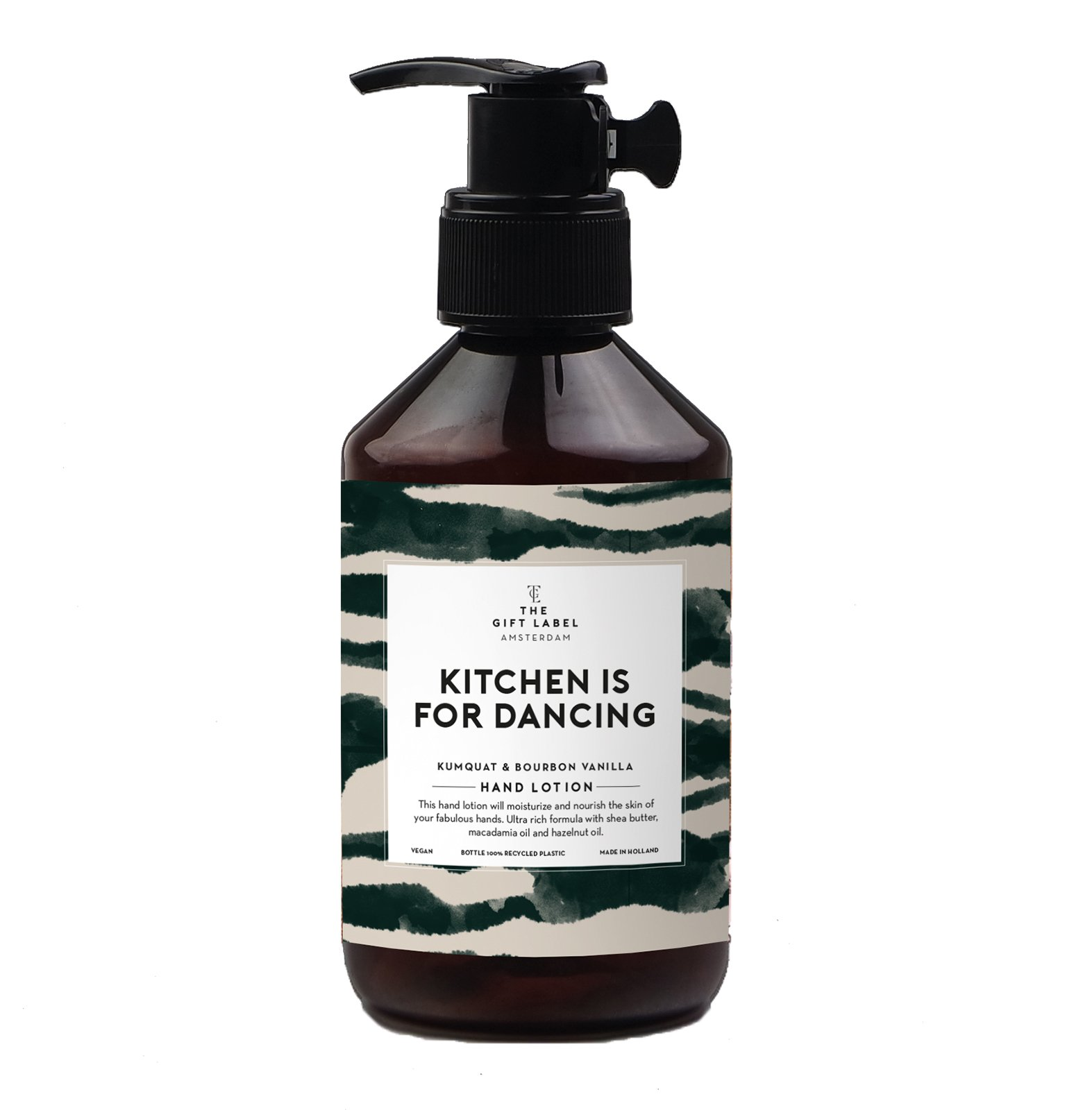 Kitchen is for dancing - Hand Lotion