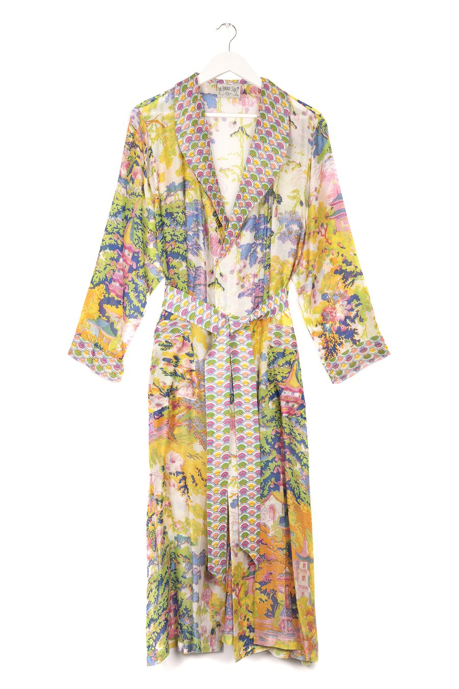 One Hundred Stars China Tree Summer Gown