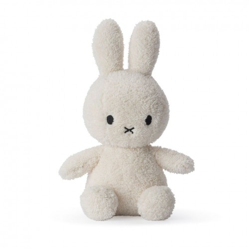 Sitting Miffy Toy - Terry Cream