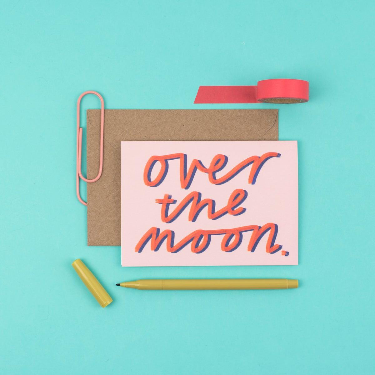 Moon - Letterbox Lane