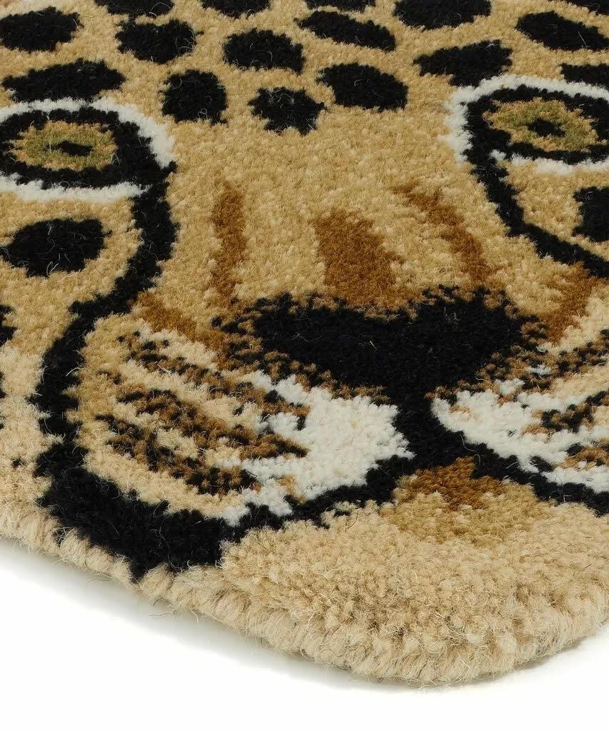 Loony Leopard Mini Rug