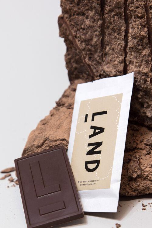 Mini Land Chocolate Collection 3 Bars