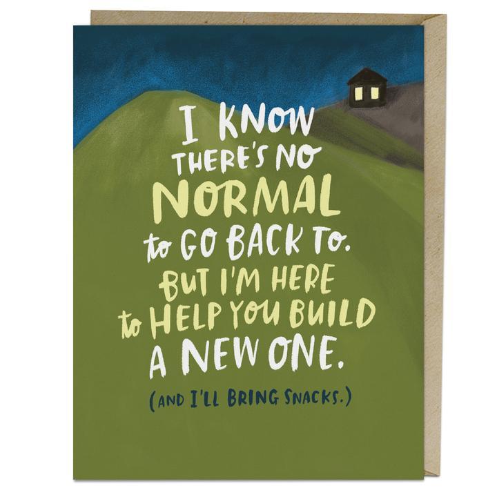 New Normal - Emily Mcdowel