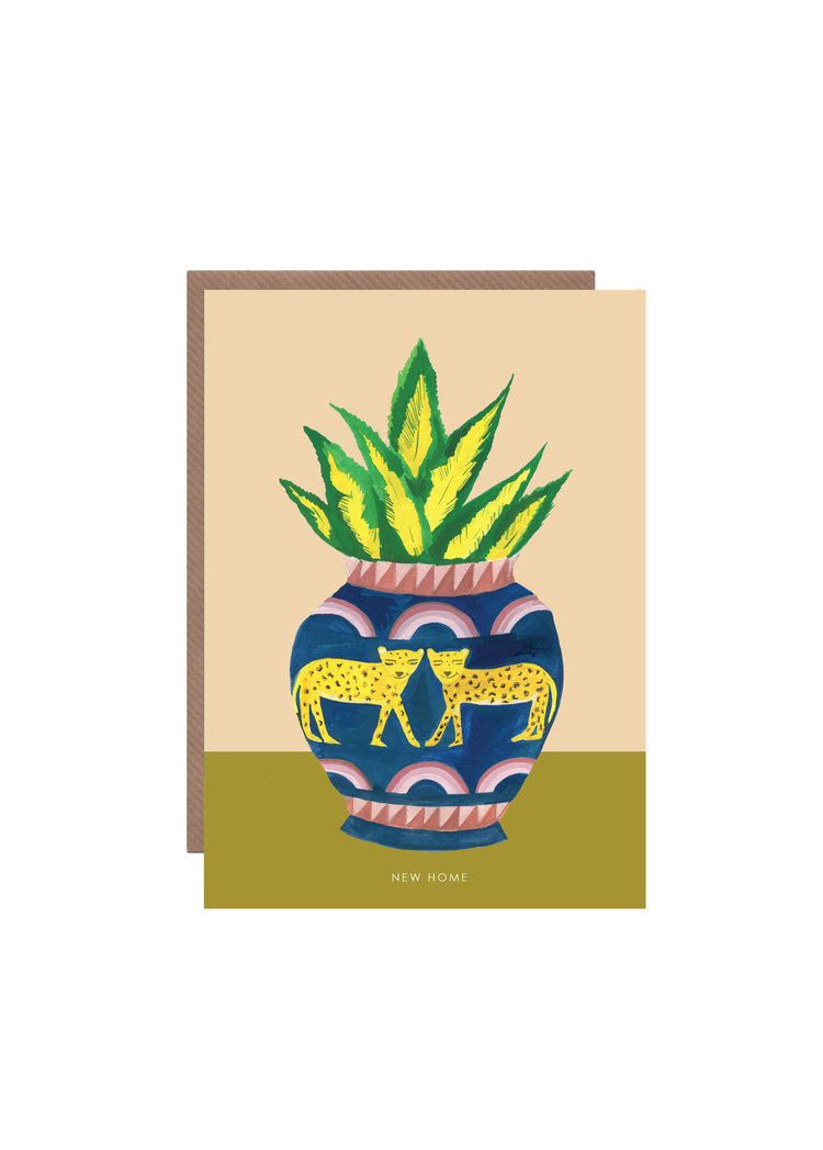 Plant Pot -   Hutch Cassidy