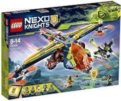 LEGO NEXO KNIGHTS 72005 Aarons X-plan,