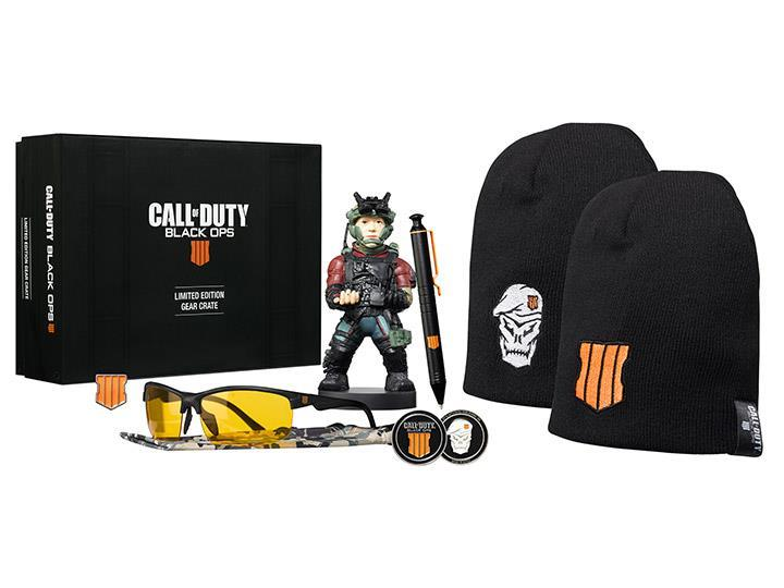 Big Box Call Of Duty Black Ops 4 Limited Edition