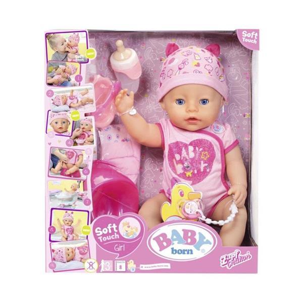 Baby Born docka rosa