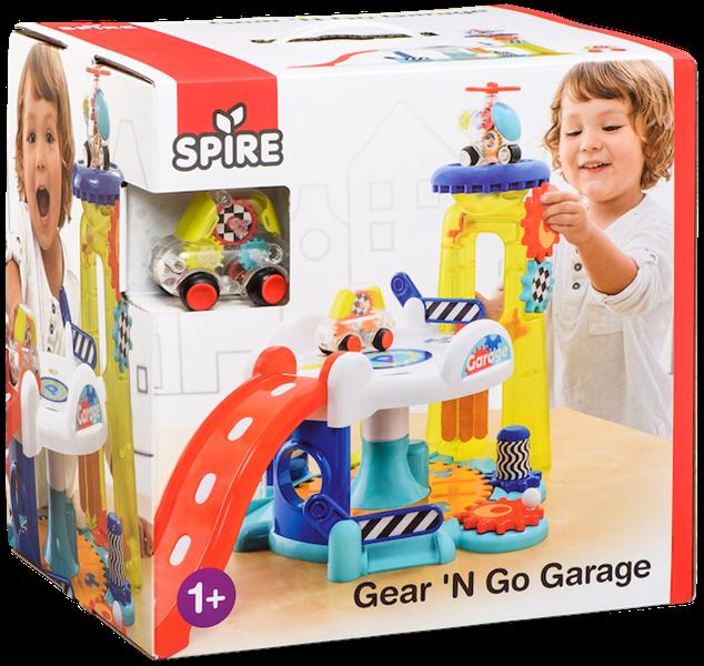 Gear 'N' Go garage
