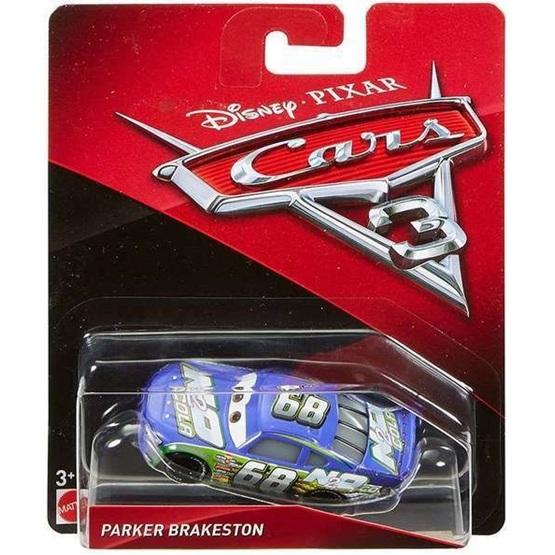 Disney Cars pixar bil Parker Brakeston
