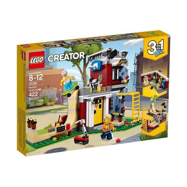 Lego creator skatehal