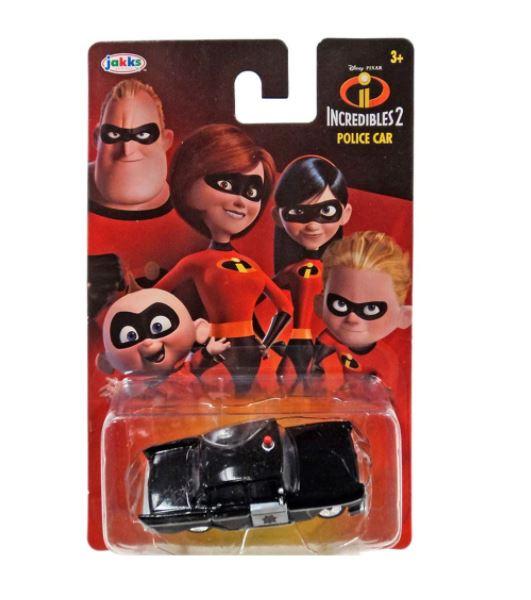 Incredibles 2 polis bil