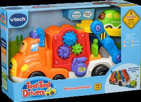 TOOT-TOOT DRIVERS biltransportfordon