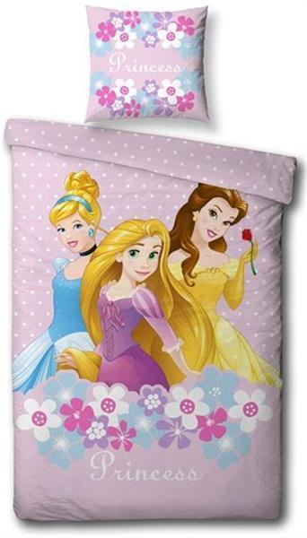 Disney Princess bäddset 115x135 cm