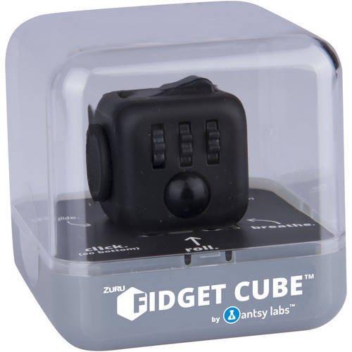 Fidget cube midnight svart