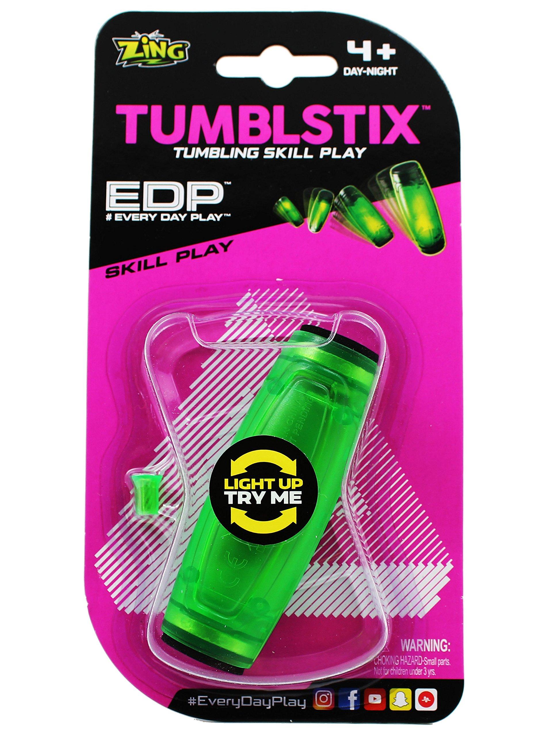 Zing Tumblstix grön