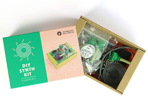Tech Will Save Us Synth Kit