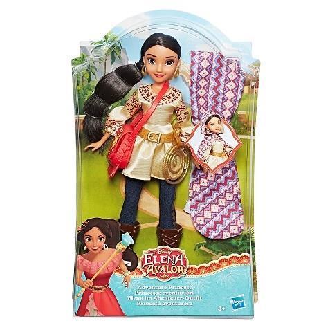 Disney Elena från Avalor Adventure princess