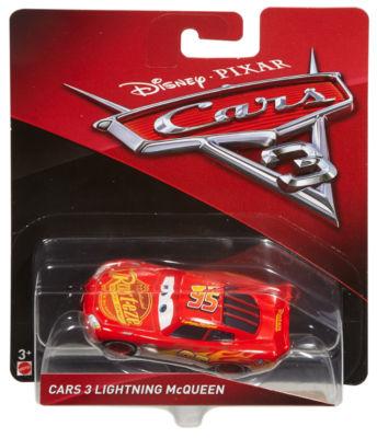 Disney Cars pixar bil Lightning Mc queen