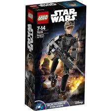 LEGO Star Wars 75119, Sergeant Jyn Erso