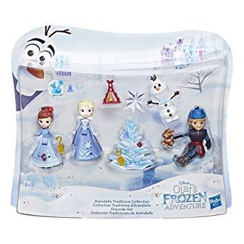 Disney olafs´s fozen arendelle traditions collection