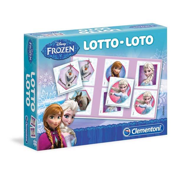 Frozen lotto