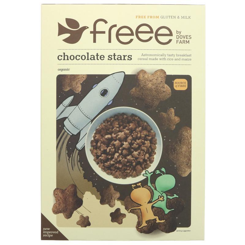 Doves Farm Chocolate Stars